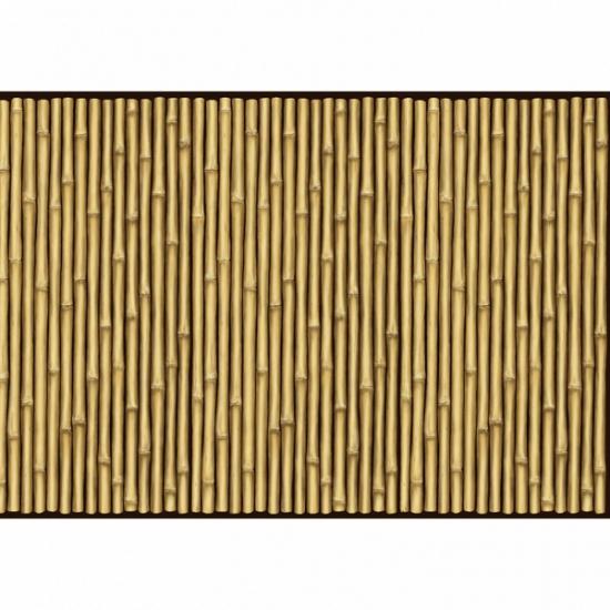 Bamboe print decoratie papier