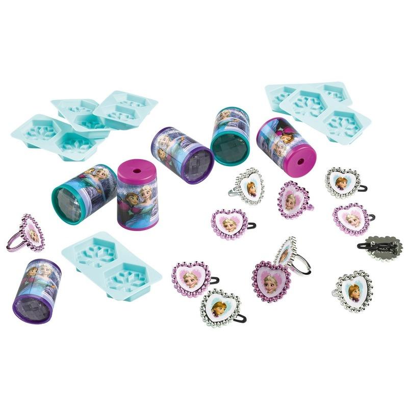 24x Disney Frozen grabbelton-pinata cadeautjes