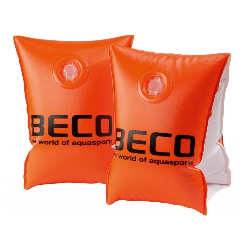 Beco zwembandjes maat 00 oranje tot 15 kg