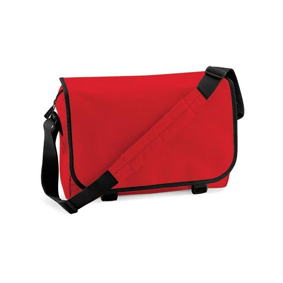 Boekentassen 11 liter rood