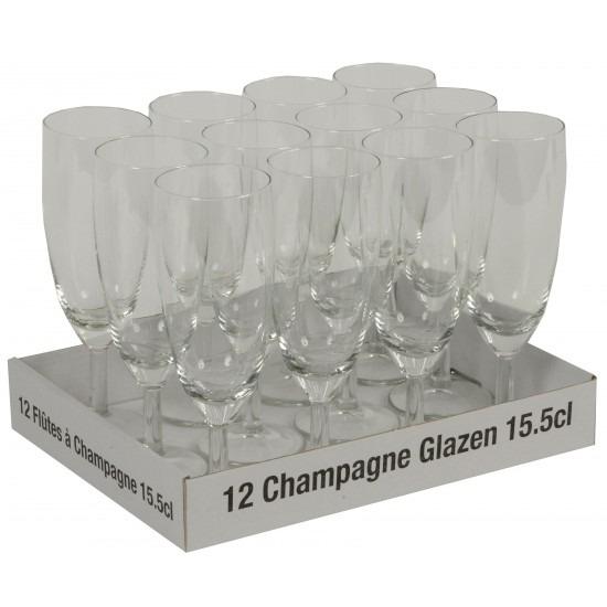 Bruiloft champagne flutes
