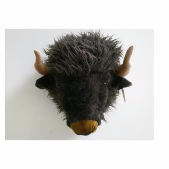 Decoratie koppen buffels
