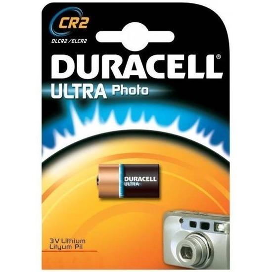Duracell batterij Ultra Photo CR 2