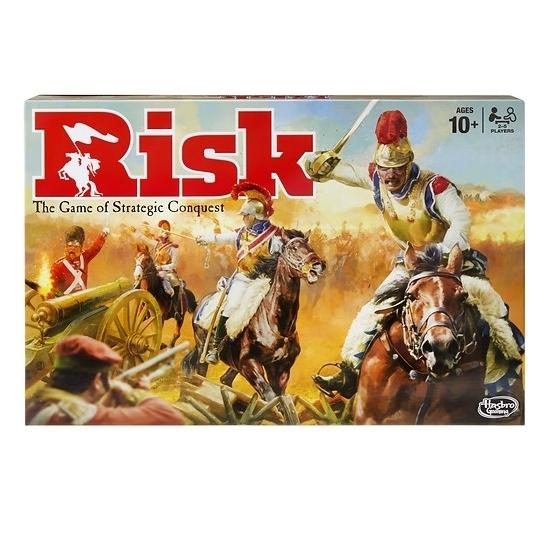 Gezinsspel Risk