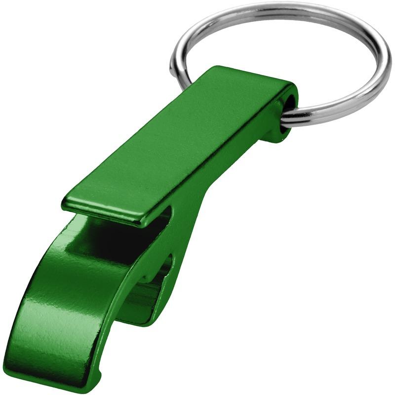 Give away flessenopeners groen