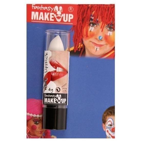 Halloween Halloween-horror mat witte lippenstift-lipstick