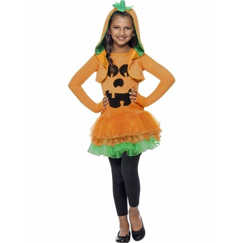 Halloween Halloween pompoen kostuum voor meisjes