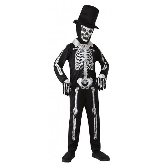 Halloween Kinder skeletten pak