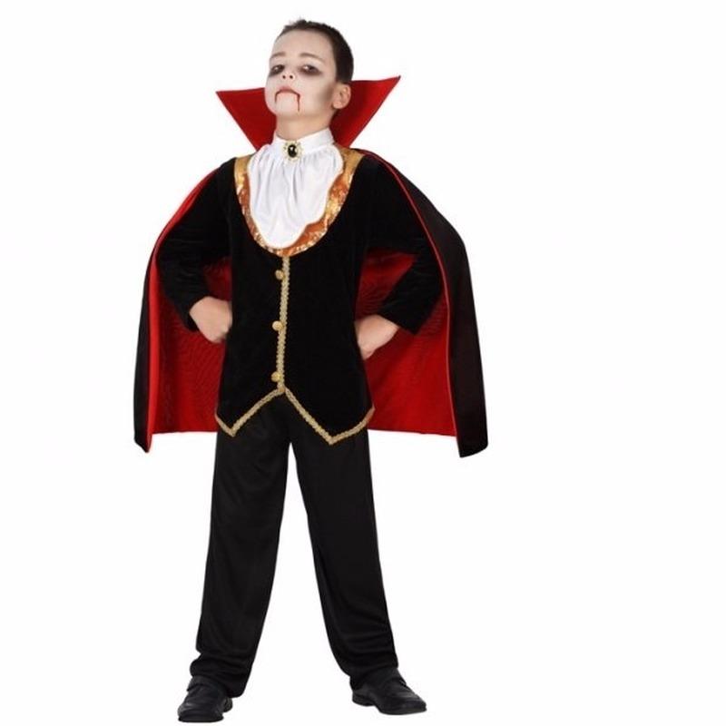 Halloween vampier kostuum voor kinderen