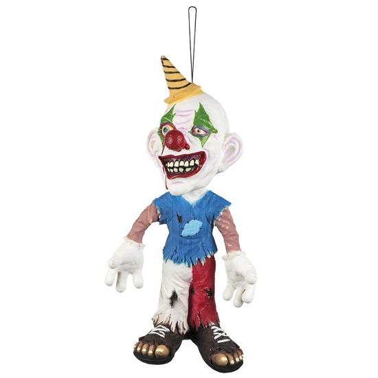 Halloween versiering horror clown pop 44 cm