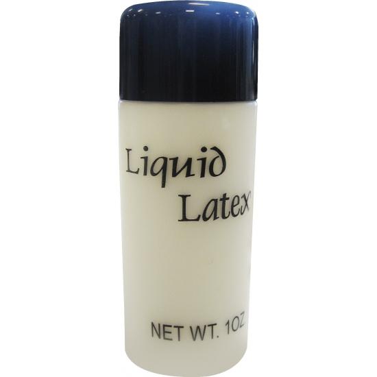 Halloween Vloeibare latex schmink-make-up tube 28 ml
