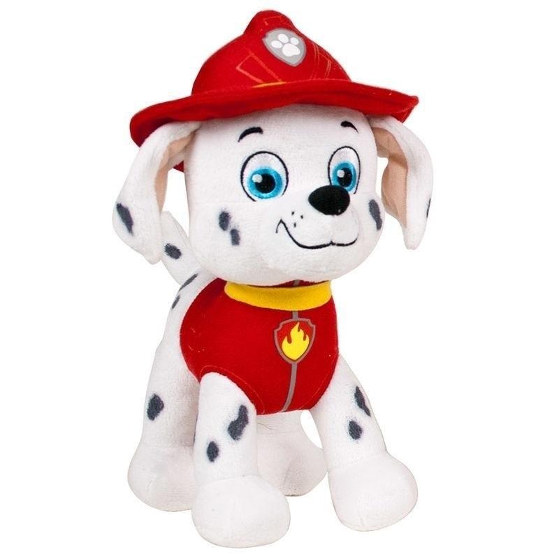 Honden speelgoed artikelen Paw Patrol knuffelbeest 19 cm