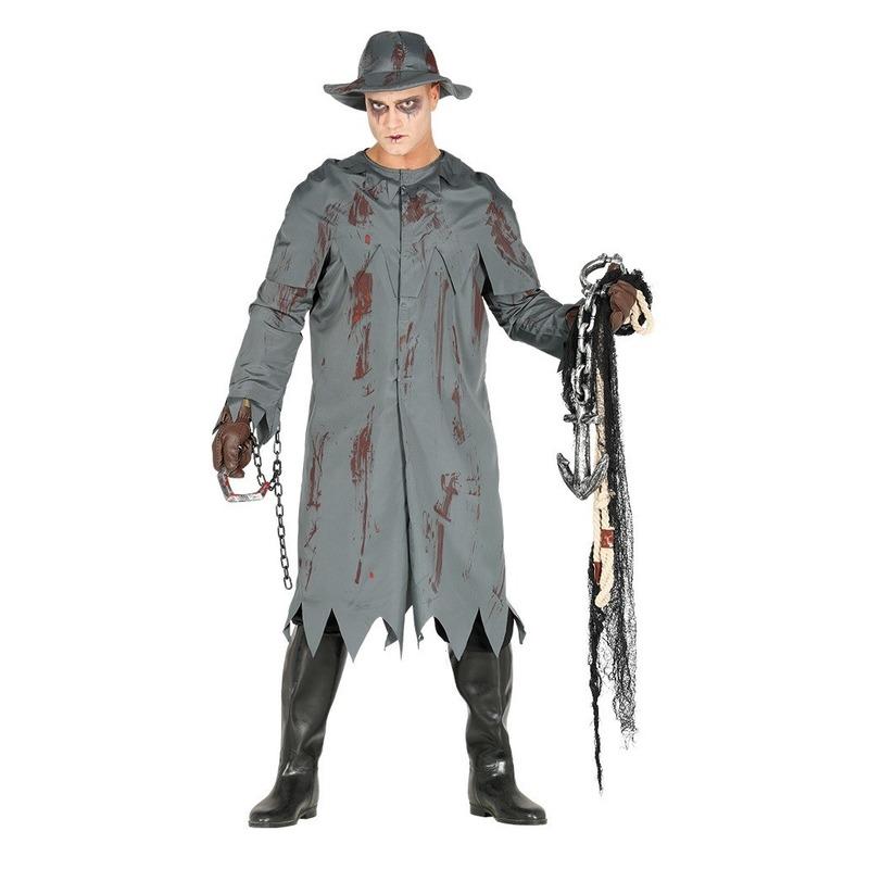 Horror visserman verkleed kostuum voor heren
