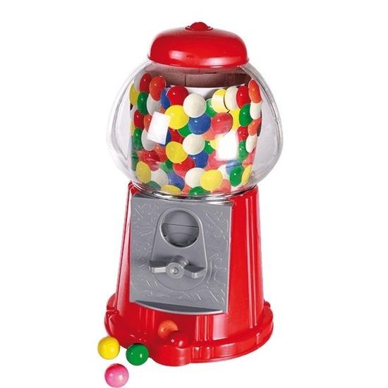 Kauwgombal machine 22 cm