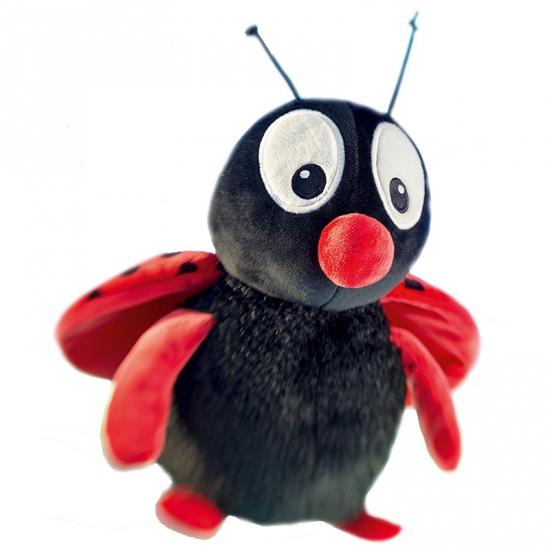 Lieveheersbeestjes knuffel Buggy 18 cm