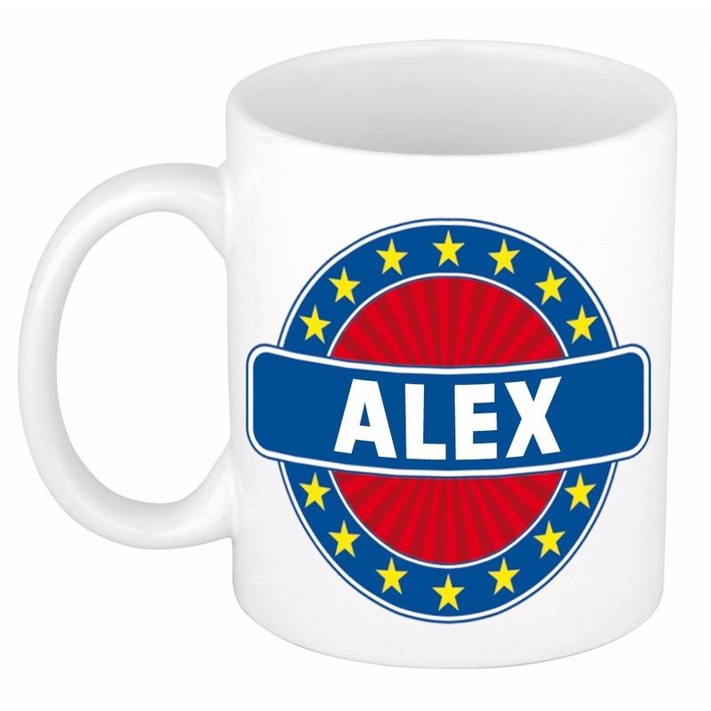 Namen koffiemok-theebeker Alex 300 ml