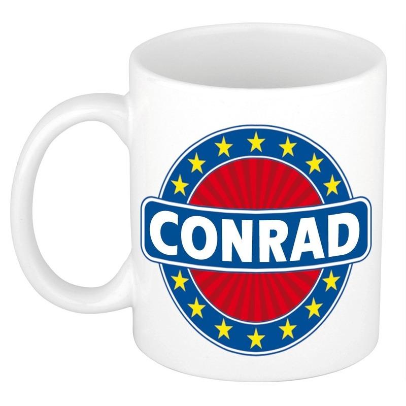 Namen koffiemok-theebeker Conrad 300 ml