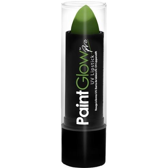 Neon groene matte UV lippenstift-lipstick