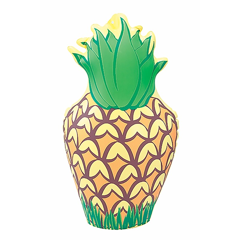 Opblaas ananassen