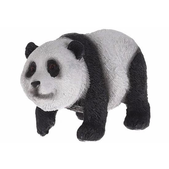 Panda beeldje 11 cm type 3