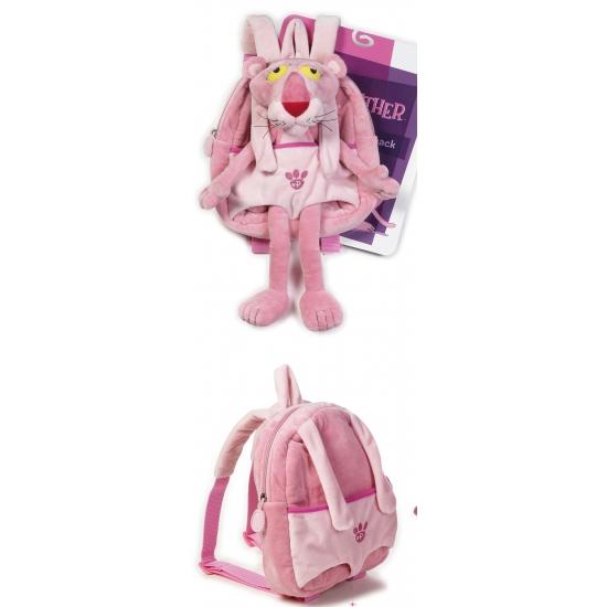 Pink Panter spullen de rugzak