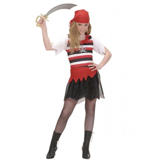 Piraten kostuums voor meisjes