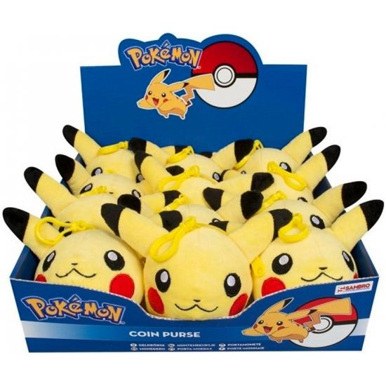 Pluche kinder beurs Pokemon 8 cm