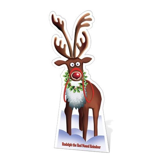 Rendieren kerstmis decoratiebord