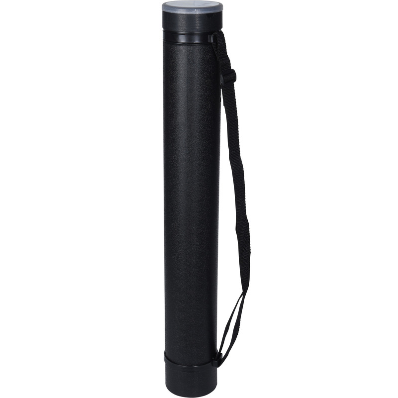 Tekening koker-tube zwart 63 cm hobbymateriaal