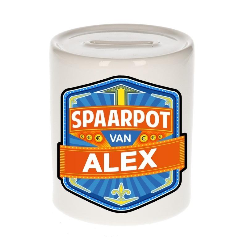 Vrolijke Alex spaarpotten voor kinderen