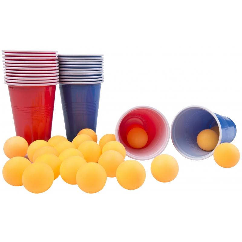 American red cups drankspel Beer Pong