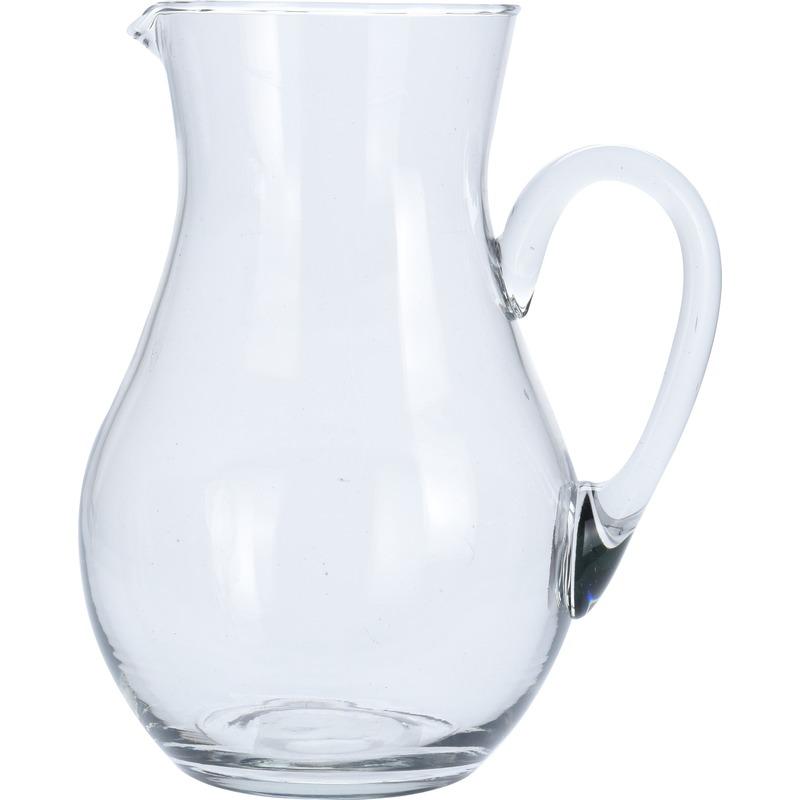 Glazen schenkkan van 1.5 liter