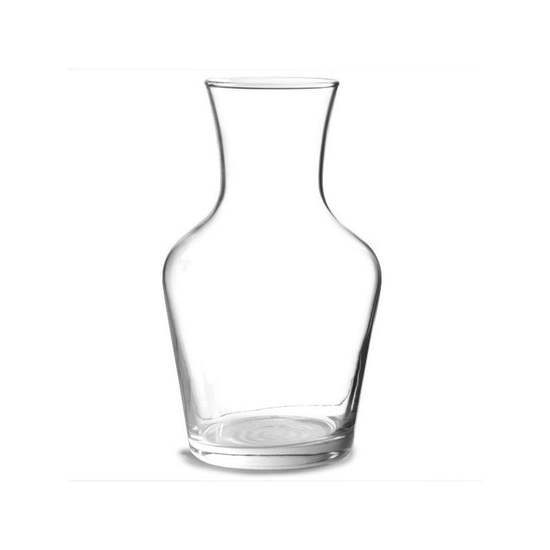 Glazen water-limonade schenkkan 1 liter