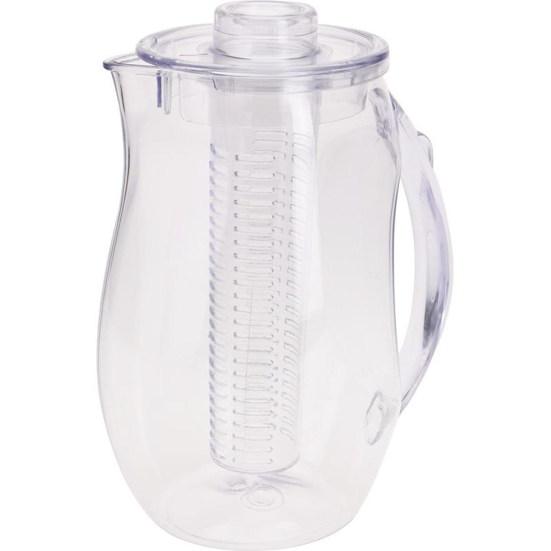 Schenkkan met fruit filter infuser 27 cm